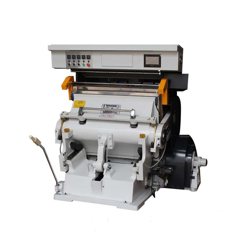TYMB Series Hot Foil Stamping and Die-Cutting machine