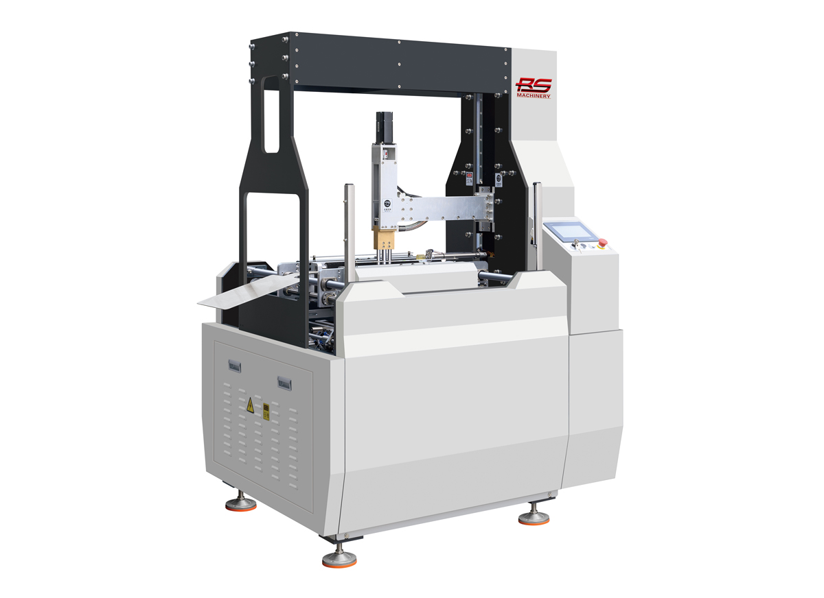 RSK-450ZS SEMI AUTOMATIC RIGID BOX MAKING MACHINE