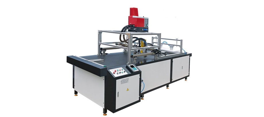 RS-1000B SEMI AUTOMATIC BOOK TYPE BOXES ASSEMBLING MACHINE