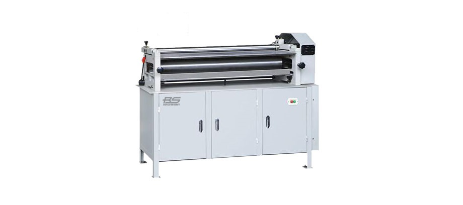 RS-650M MANUAL PAPER GLUING MACHINE